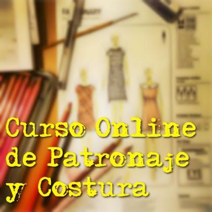 Curso online patronaje y costura