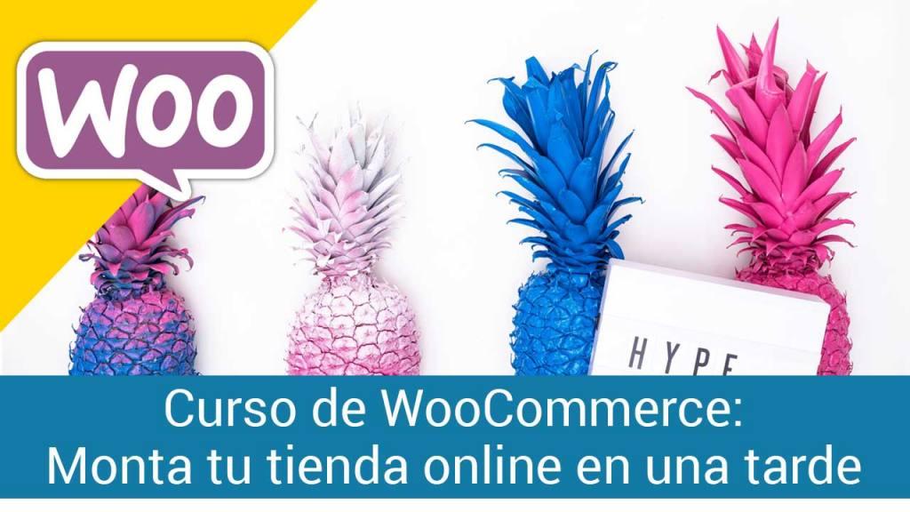 Curso de WooCommerce - Montar tienda online gratis rápido. Cómo instalar y configurar WooCommerce