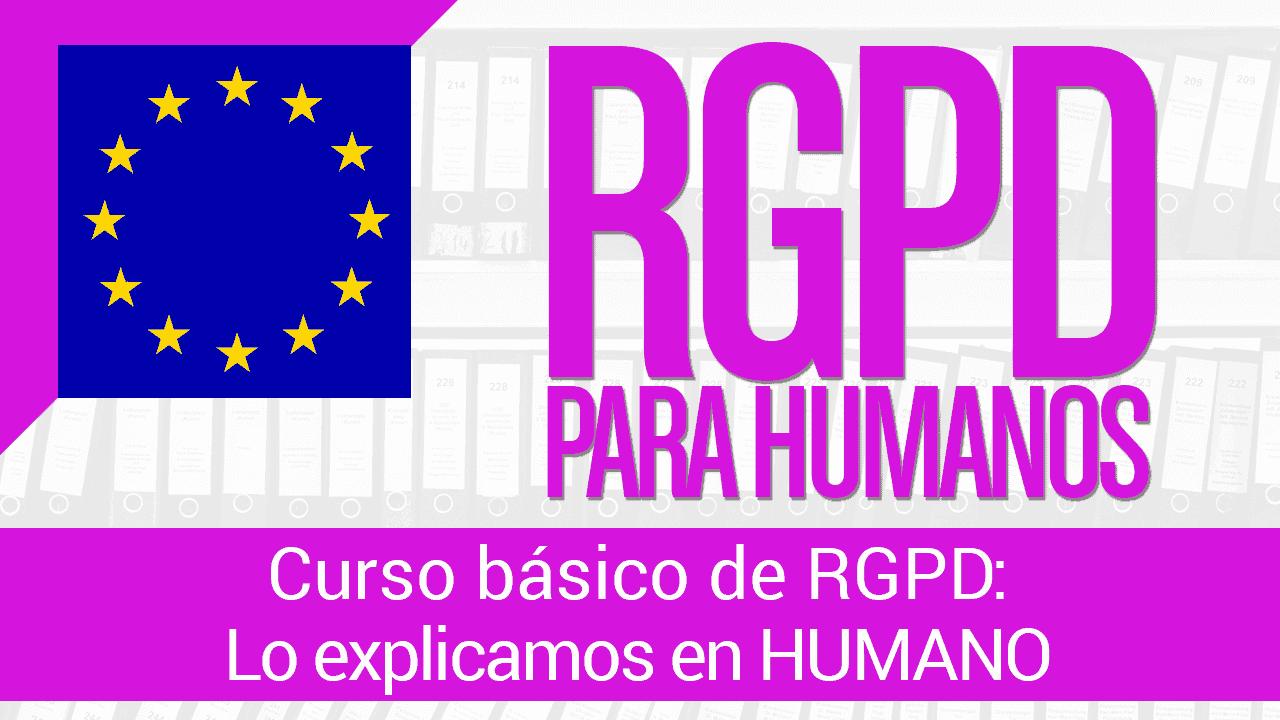 Cómo adatp mi web a la RGPD